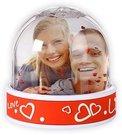 """Burbulas """"Love"""" su nuotrauka"""