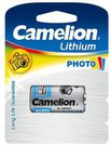 Camelion CAMERA SPECIAL battery 3V (CR123A), 1-pack 1-pack maitinimo elementai