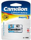 Camelion Photo Lithium 3V (CR2), 1-pack 1-pack maitinimo elementai