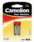 Camelion Plus Alkaline AAA (LR03), 2-pack 1-pack maitinimo elementai