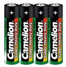 Camelion Super Heavy Duty AAA (R03), Green, 4 pcs 1-pack maitinimo elementai