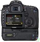 Canon WFT-E5B (EOS 7D wirelless) baterijų laikiklis