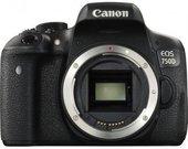 Canon EOS 750D be objektyvo