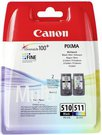 Canon PG-510 black / CL-511 color Multi Pack