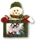 Kalėdinis žaisliukas su nuotrauka DIDPHOTO P