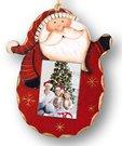 Kalėdinės eglutės žaisliukas L324 (Senelis Šaltis)