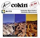 Cokin Filter A173 Pol blue/yellow