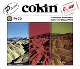 Cokin Filter P170 Pol red/green