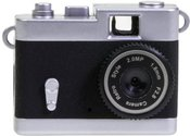 Dörr Mini Retro Digital Camera black 2MP