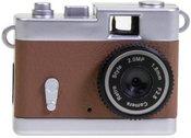 Dörr Mini Retro Digital Camera brown 2MP