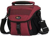 Dėklas Lowepro Nova 140 AW Bordeaux Red