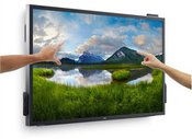 "Dell LCD C5518QT 139.7cm (55"")/16:9/3840x2160/3xHDMI,1xUSB dedicated charging port, 3xUSB 3.0, 1xRS232,VGA, RJ 45, Audio Input,Headphone Out Dell"