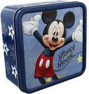 Dėžutė metalinė H:6 W:15 D:15 cm Disney motyvais DI151