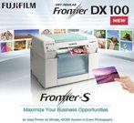 DX100 Frontier S nuotraukų spausdintuvas