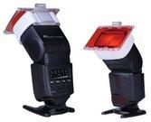 Falcon Eyes Color Filters CFA-30K for Speedlite Flash Guns