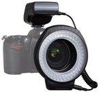 Falcon Eyes Macro Ring Lamp with Flash MRC-80FV