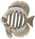 Figūrėlė Žuvis metalinė 15x13,5x3 cm 109639 ddm