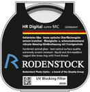 Filtras RODENSTOCK Digital HR Super MC UV 82 mm