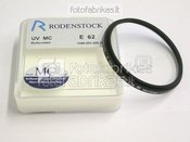 Filtras RODENSTOCK UV MC 62 mm