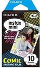 Foto plokštelės Fujifilm Instax mini COMIC