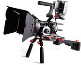 Fotoaparato tvirtinimo mechanizmas Benro DSLR rig DV20C