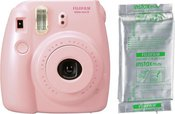 Fujifilm Instax Mini 8 rožinis (rinkinys)