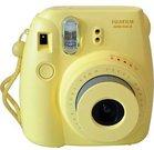 Fujifilm Instax Mini 8 geltonas