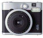 Fujifilm Instax Mini 90 Neo Classic + 10 vnt. plokštelių (juodas)