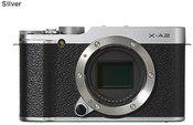 Fujifilm X-A2 Silver + XC 16-50mm +XC50-230mm/ 16.3 Mpixels/ 3.0'' LCD/ ISO 25600