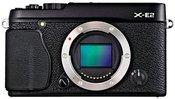 FujiFilm X-E2 be objektyvo