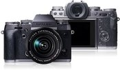 Fujifilm X-T1 Graphite Silver Edition + XC 18-55mm, 16.3 Mpixels/ 3.0'' LCD/ ISO 51200 / X-Trans CMOS/ Sensor Cleaning system/ Full HD rec./ HDMI/ Wireless/ USB2.0/ Li-ion battery/ Media: SD/SDHC/SDXC