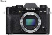 FUJIFILM X-T10+XC16-50mm+XC50-230mm obj. juodas
