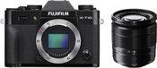 Fujifilm X-T10 Black + XC 16-50mm, juodas