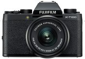 Fujifilm X-T100 + XC15-45 (Juoda)