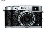 Fujifilm X100T silver + X series Case black