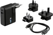 GoPro Supercharger international Dual-Port Charger AWALC-002