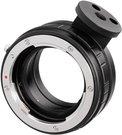 Hama Adapter Nikon G Objektiv an Sony E Mount Kamera