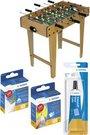 Herma Glue Promotion + Mini-Football Table 1019 N