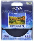 Filtras HOYA Pol circular Pro 1 Digital 72 mm