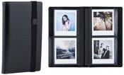 instax square nuotraukų albumas, juodas (40 nuotraukų)