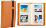 instax square nuotraukų albumas, šv. rudas (40 nuotraukų)