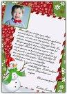 Kalėdų Senelio laiškas - Besmegenis