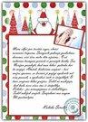 Kalėdų Senelio laiškas - Miškas