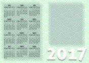 Kalendorius Nr. 2 A3