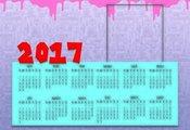 Kalendorius Nr. 4 A4