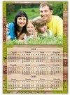 """Kalendorius """"Joninės"""" 2014-2015 metai A4"""
