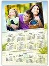 """Kalendorius """"Paparčiai"""" 2014-2015 metai A4"""