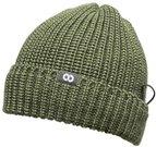 Kepurė-fotomaišelis Cooph Beanie Knit (karinė žalia)