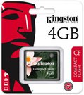 Kingston 4GB CF 100x