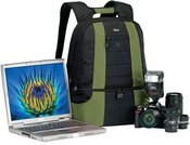 Kuprinė Lowepro CompuDaypack Leaf Green